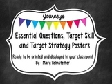 Third Grade Journeys - Essential Questions, Target Skill &