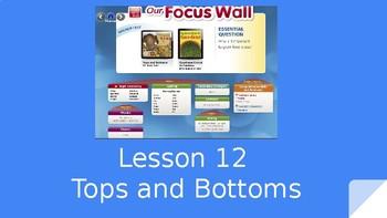Third Grade Journeys Lesson 12