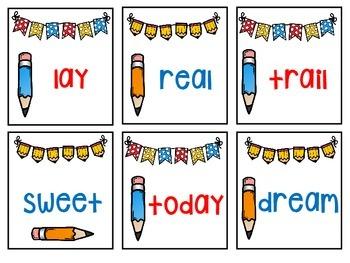 Third Grade Journey's Spelling Centers & Activities (Story: Destiny's Gift)