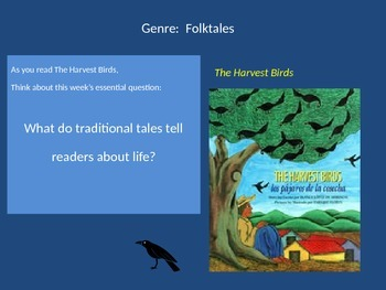Grade 3 Journeys Unit 2 Lesson 8 PowerPoint