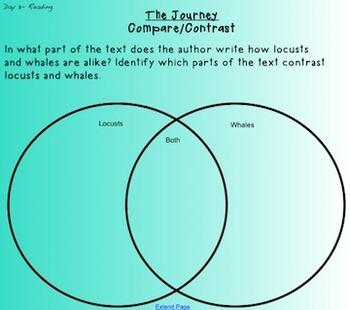Third Grade Journeys Unit 5 Interactive Notebook Presentation