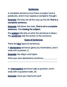 Third Grade Language Arts Common Core CRCT Study Guide