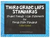 Third Grade Language Arts Florida Standards