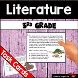3rd Grade Literature Task Cards