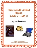 Third Grade Leveled Books:  Level O - Set 2