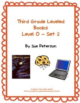 Third Grade Leveled Books:  Level O - Set 2