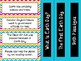 Third Grade Literacy Centers for April and May