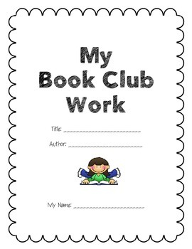 Third Grade Literature Standards Book Club or Standards Review Packet