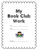 Third Grade Literature Standards Book Club or Standards Re