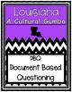 Third Grade Louisiana Social Studies DBQ's Bundle