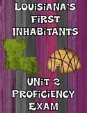 Third Grade Louisiana Social Studies Unit 2 Scope and Sequence Proficiency Exam