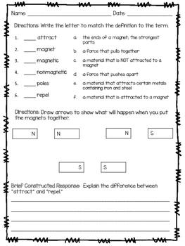 Third Grade Magnet Assessment
