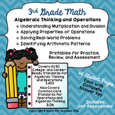 3rd Grade Math: Algebraic Thinking and Operations