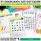 Third Grade Math Bundle