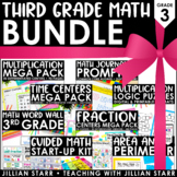 Third Grade Math Bundle