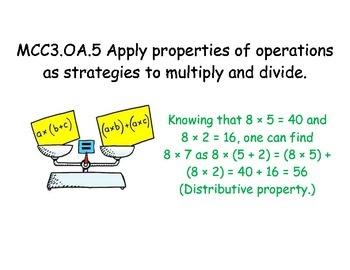 Third Grade Math CCGPS Standards