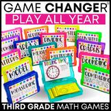 Third Grade Math Games | 3rd Grade Math Centers