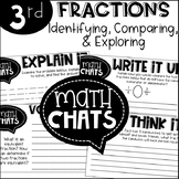 Third Grade Math Chats Fractions