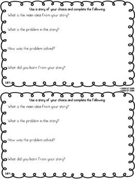 Third Grade Math & ELA Homework: June