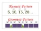 Third Grade Math Expressions Unit 6 Word Wall