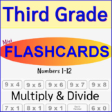 Third Grade Math - Flashcards