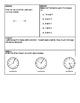 Third Grade Math Homework Packets Florida Standards (MAFS)