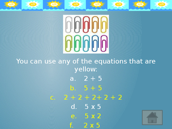 Third Grade Math Jeopardy PowerPoint ~ CCSS ~ Operations of Algebra Review