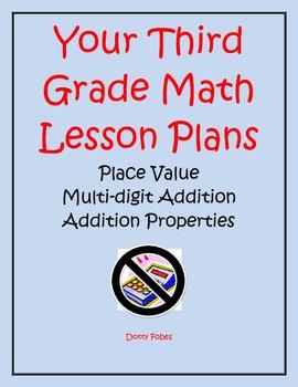 Third Grade Math Lesson Plans