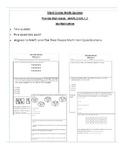 Third Grade Math MAFS.3.OA.1.1 Multiplication Quizzes
