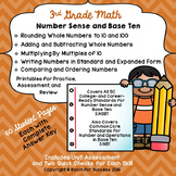 3rd Grade Math: Number Sense and Base Ten