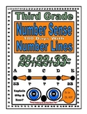 Math Number Sense Challenge Activity Gifted Third Grade