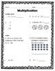 Third Grade Math Pre and Post Unit Assessments (CCS Aligned)