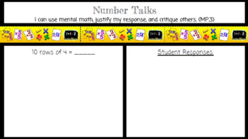 Engage NY Third Grade Math AIS (RTI) Lessons for the whole school year!