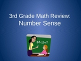 Third Grade Math Review - Number Sense