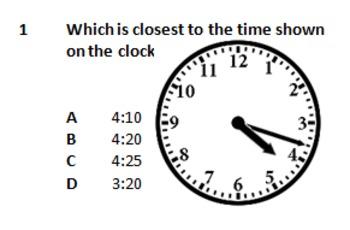 Third Grade Math SOL Word Problem Review