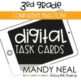 Third Grade Math Task Cards ~ Comparing Fractions