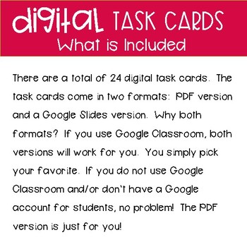 Third Grade Digital Math Task Cards ~ Understanding Division | Distance Learning