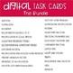 Third Grade Math Task Cards and Math Centers ~ Bundle of Bundles