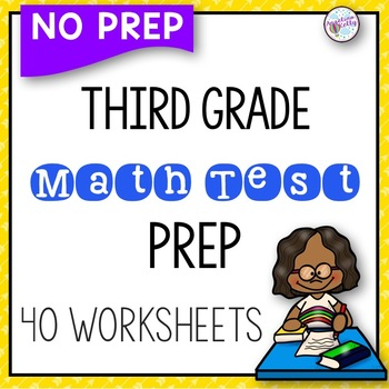Third Grade Math Test Prep