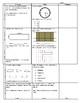 Third Grade Math Test Prep FAB 5 Week 20