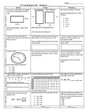 Third Grade Math Test Prep FAB 5 Weeks 17-20