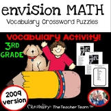 enVision Math 3rd Grade Crossword Puzzles Full Year