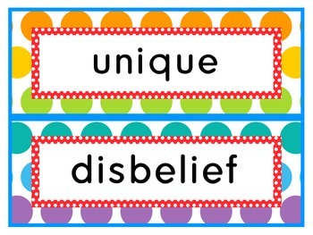 Third Grade McGraw-Hill Wonders Vocabulary Resources-Unit 3