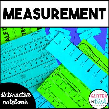 Measurement Interactive Notebook