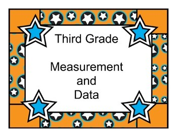 Third Grade Measurement and Data