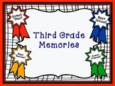 Third Grade Memory Book (End of Year Book)