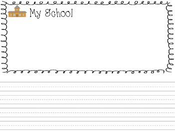 Third Grade Memory Book (End of Year Book)