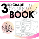 Third Grade Memory Book {Last Days of Third Grade} End of Year