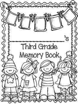 Third Grade Memory Book (Seuss Friends)