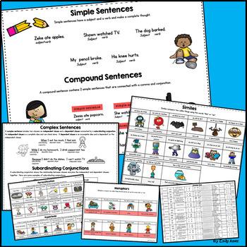 Third Grade Morning Work: Summer - June & July